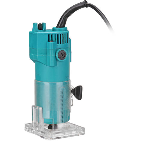 35000r/min Machine de Coupe Electrique Main Trimmer Outil de Menuiserie en plastique 1200W Tondeuse seulement