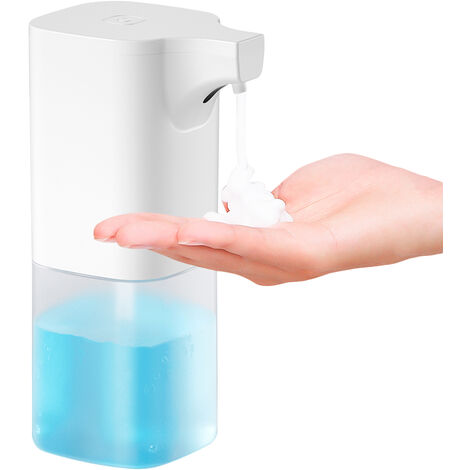 350mL Automatic Soap Dispenser Infrared Hand-free Touchless Soap Dispenser
