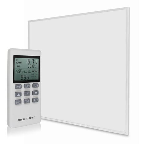 350W NXT Gen Infrared Heating Panel - 2 Fixing Types Available