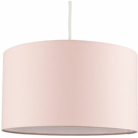 35cm Ceiling / Table Light Shade Lampshade - Beige & Gold