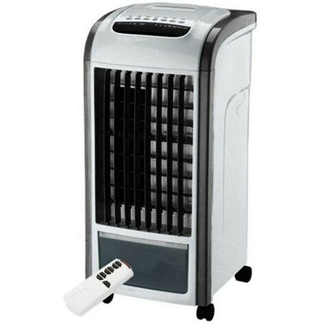 """main image of """"3.5L AIR COOLER WITH REMOTE CONTROL COLD HUMIDIFYING FAN TIMER WATER TANK SUMMER"""""""