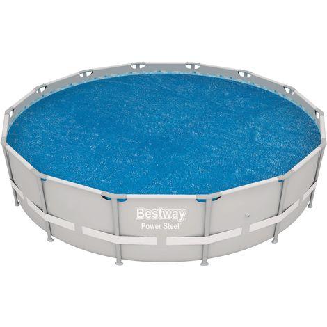 Ø 366 cm Bâche solaire pour piscine en différentes tailles