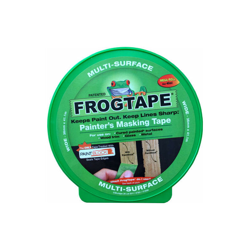 Image of 36mm Multi Surface Frog Tape 41.1m