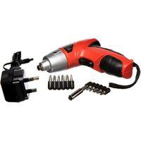 3.6V Cordless Nimh Screwdriver Kit