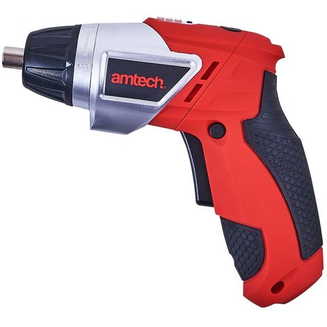3.6V Li-Ion Cordless Screwdriver Set (With Accessories + Holster)