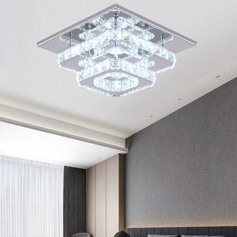 "main image of ""36W LED Ceiling Light Crystal Chandelier Pendant Lamp"""
