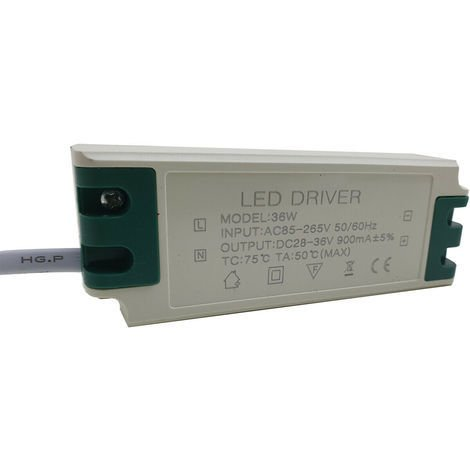 36W LED constant current driver LED Driver Power Supply Transformer