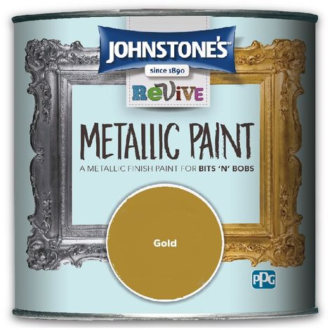 375ml Johnstones Revive Metallic Paint