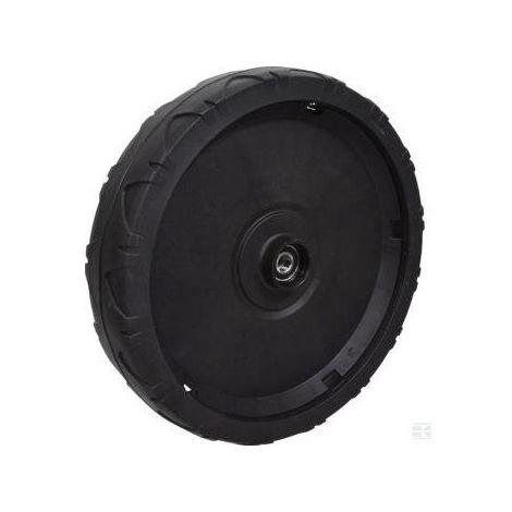 381007417/2 - Roue arrière D.280mm pour tondeuse Castelgarden / GGP