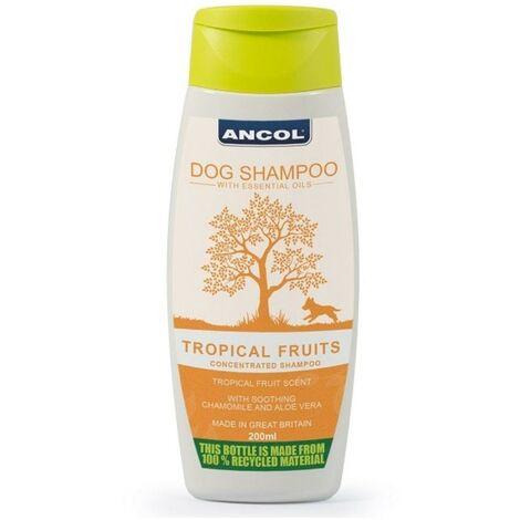390120 - Dog Shampoo Tropical Fruits 200ml