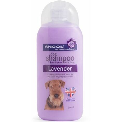 390430 - Dog Shampoo Lavender 200ml