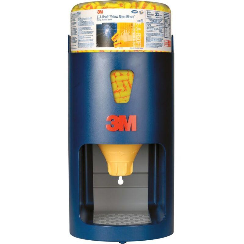 Image of 3M EAR 391-0000 One Touch Pro Earplug Dispenser