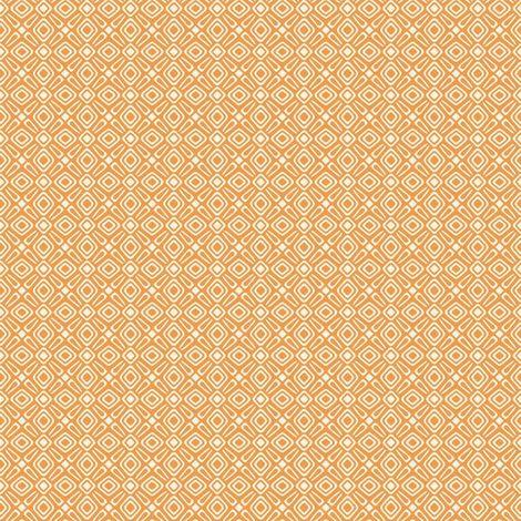 3D Effect Geometric Wallpaper Orange White Retro Diamonds Squares Modern Rasch