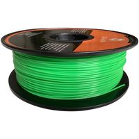 3D Filament 1kg PLA Printer 1,75mm Rolle Spule Drucker grün Patrone
