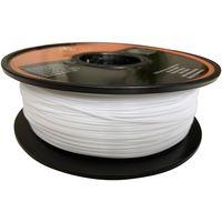 3D Filament 1kg PLA Printer 1,75mm Rolle Spule Drucker Weiß Patrone