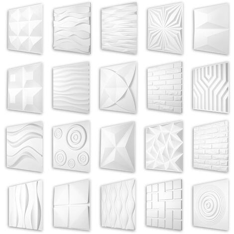 3d Kunststoff Platten Paneele Pvc Wasser Schlag Und Stossfest