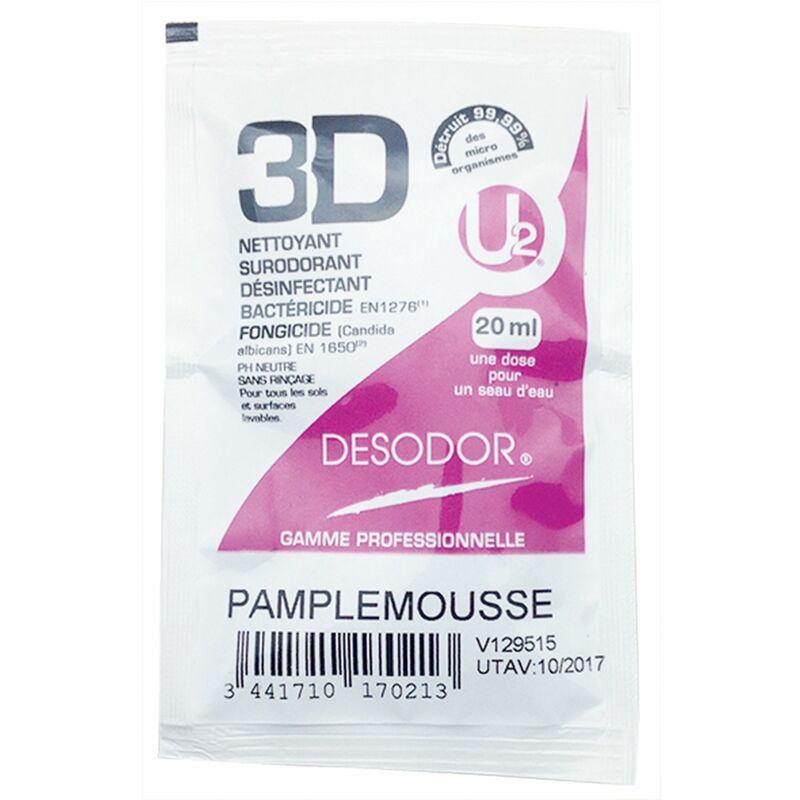 Dosette Desodor 3D Pamplemousse