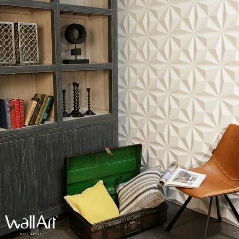 3D Pannello a parete Cullinans 3D Pannello decorativo WallArt 6m²