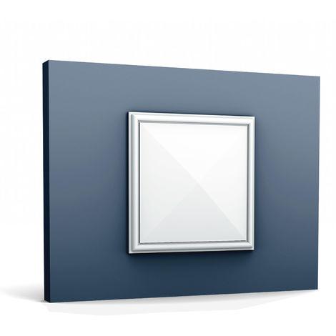 3d revestimiento mural Orac Decor W123 LUXXUS AUTOIRE Panel de pared Elemento decorativo diseño atemporal clásico blanco 0,11 m2
