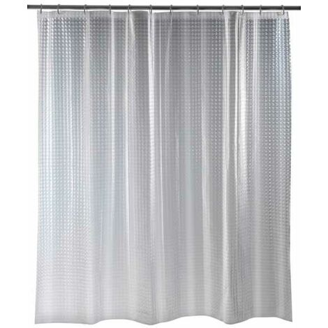 3D Shower curtain Disco WENKO