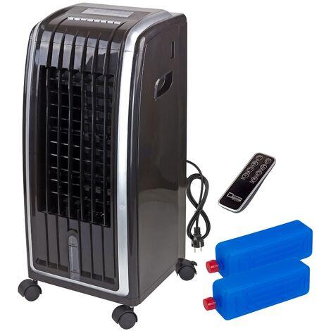 3in1 Luftkühler Ventilator Klimagerät Luftbefeuchter Luftreiniger Befeuchtung
