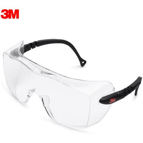 3M / 12308 vidrios claros antiniebla, Caja de gafas