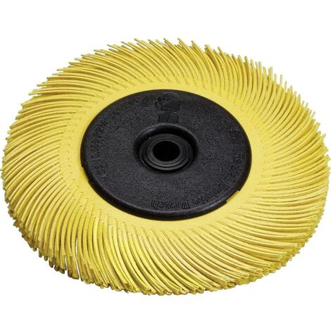 3M 27613 25mm P120 BB-ZB TYPE C RADIAL BRISTLE BRUSH