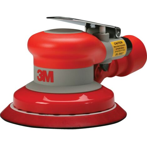 3M 28506 125mm Central Vacuum Random Orbital Sander