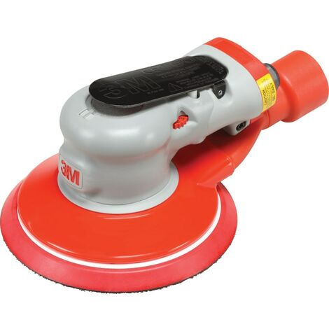 3M 28509 150mm Central Vacuum Random Orbital Sander
