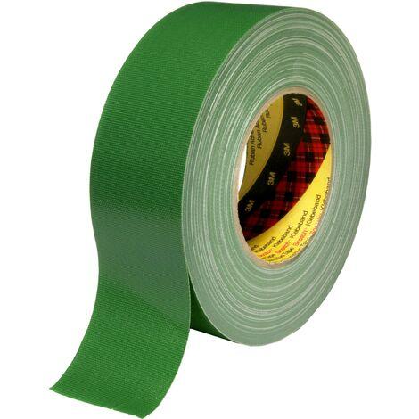 3M 389G50 Ruban adhésif toilé Scotch® jaune (L x l) 50 m x 50 mm 1 pc(s) Q137442