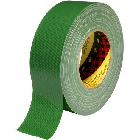 3M 389GR50 Ruban adhésif toilé Scotch® vert (L x l) 50 m x 50 mm 1 pc(s)