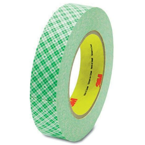 3M 410M Double-Sided Tape - 19.05mm x 32.91m