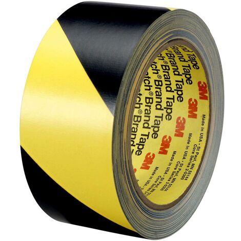 3M 5702101 Ruban adhésif de marquage de danger noir, jaune (L x l) 33 m x 10 cm 1 pc(s)
