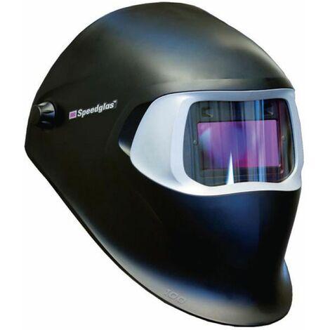 3M 751120 Speedglas 100 Tapa de soldadura negra con filtro de soldadura 100V - ADF color 8-12