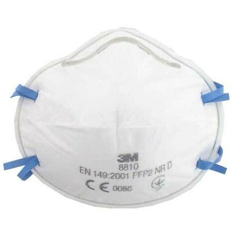 3M 8810 dust mask FFP2 without valve