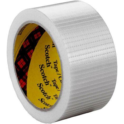 3M 89592550 Ruban adhésif à filament Scotch® transparent (L x l) 50 m x 25 mm 1 pc(s)
