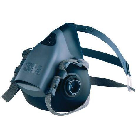 3M Atemschutzhalbmaske 7502 – Serie 7500 EN 140 o.Filter M 3M