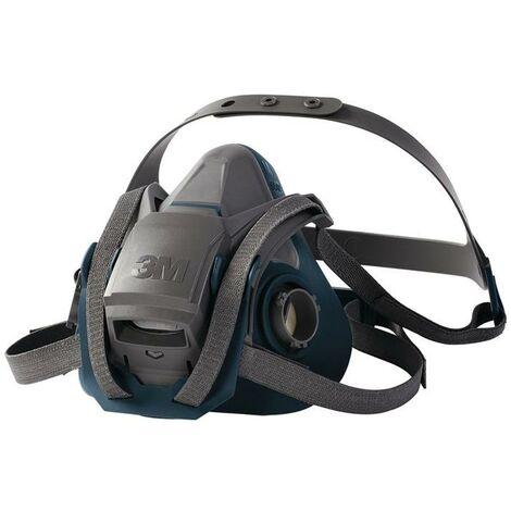 3M Atemschutzhalbmaske (EN 140 / ohne Filter) - 7100018994