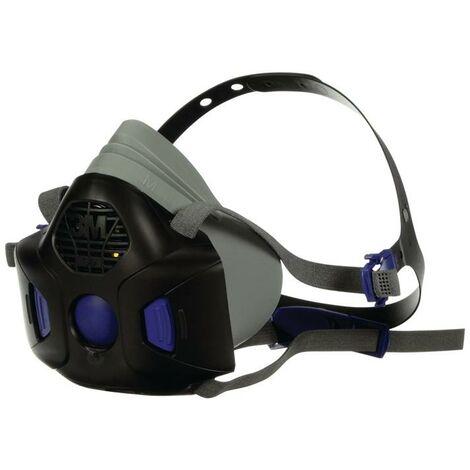 3M Atemschutzhalbmaske HF-802SD – Ser.HF 800 EN140 o.Filter M 3M