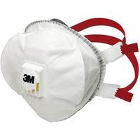 3M Atemschutzmaske 8835+, FFP3R, mit Ausatemventil