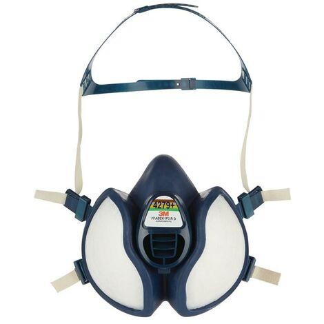 3M Atemschutzmaske Atemschutzmaske 4279 EN 405:2001 + A1:2009 FFABEK1 P3 RD