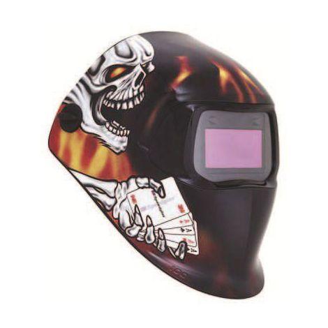 3M Casques et masques de soudage 751120 MASK BLCK+ADF