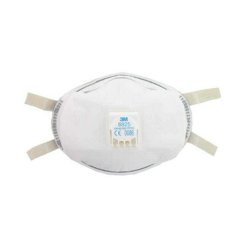 Mask Ffp2 X 8825 With 3m Dust 5 Valve