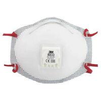 3M dust mask FFP3 with valve 8833