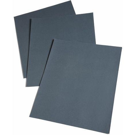 Hanse ® papier abrasif papier de verre émeri rôle 10 50 M Granulés 115 mm Largeur
