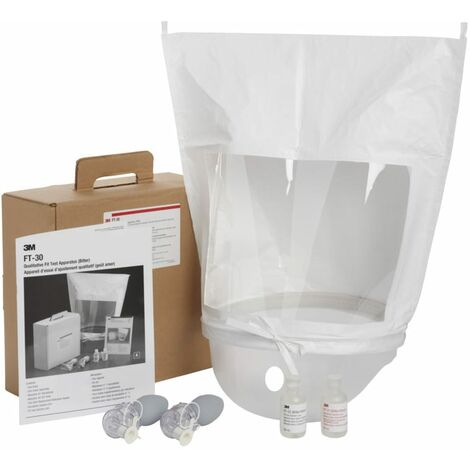 "main image of ""Respirator Facepiece Fit Testing Kits"""