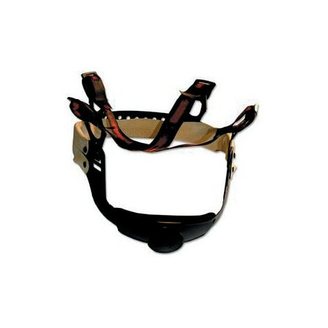 """main image of """"3M G2000 Safety Helmet Harness/suspension"""""""