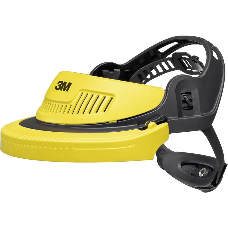 G500 XA-0077-0381-3 Kopfhalterung Gelb, Schwarz EN 166 C27059 - 3M