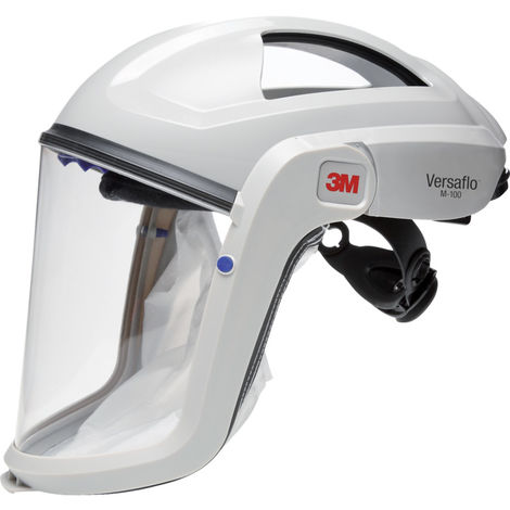 M106 Versaflo Respiratory Faceshield With Comfort Faceseal