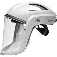3M Headtop Faceshield Coated Visor, Comfort Fac